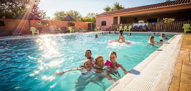 Camping 4 étoiles à Canet avec piscines chauffées