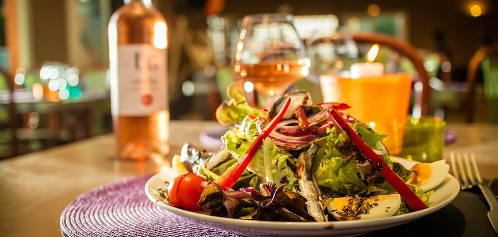 Restaurant Ma Prairie - Canet en Roussillon dans les Pyrénées orientales