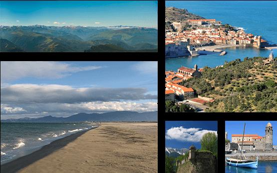 Destination Roussillon - Camping