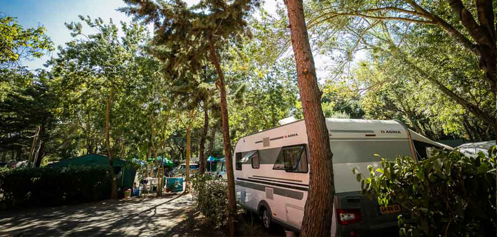 Location emplacements Camping caravaning Canet