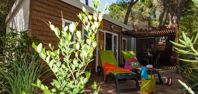 Location Mobil Home Canet en Roussillon - Declik