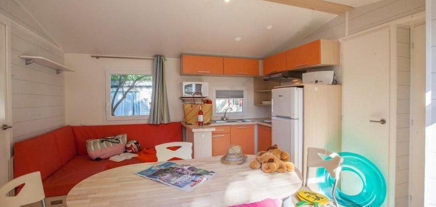 mobile home CHARME Canet en Roussillon