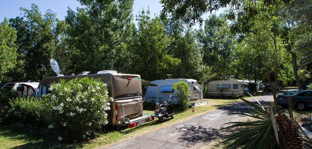 Emplacement Camping Car Perpignan