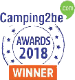 Logo Camping2be winner 2018