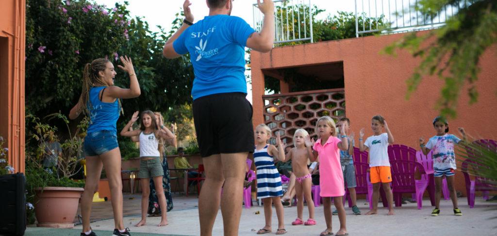 Camping avec animations pour les enfants vers Perpignan