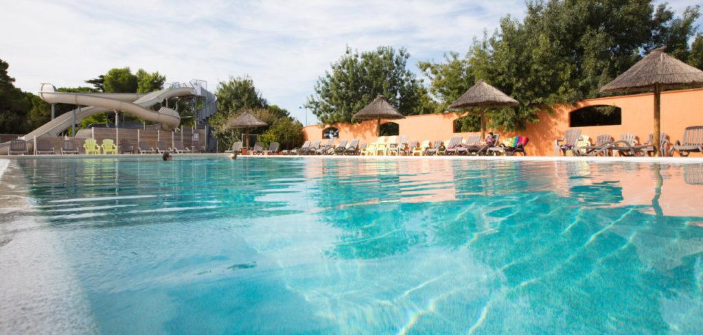 Camping 4 étoiles avec piscine sur la Côte Catalane