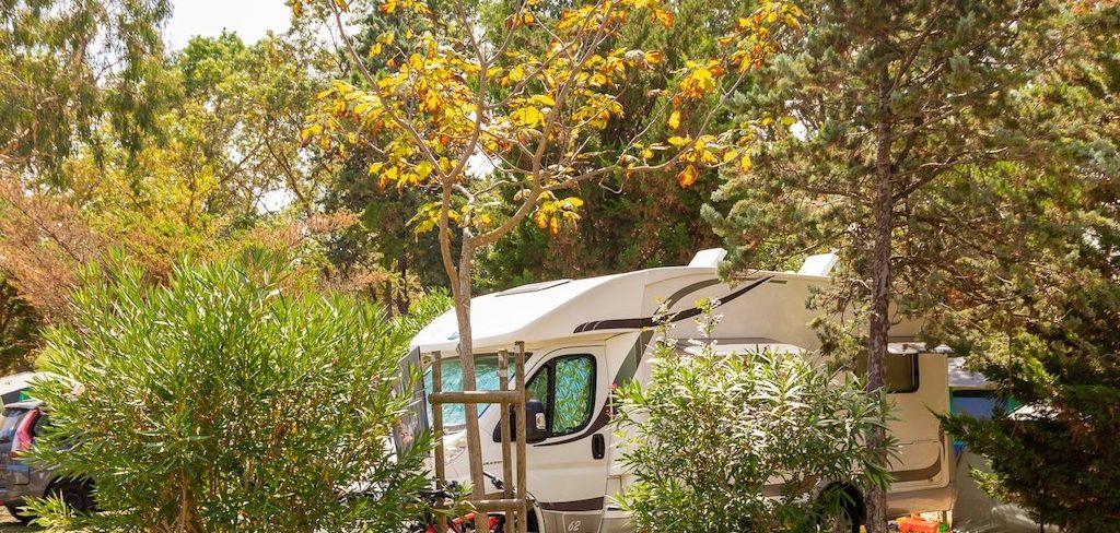 standplaatse Camping Ma Prairie - canet en roussillon