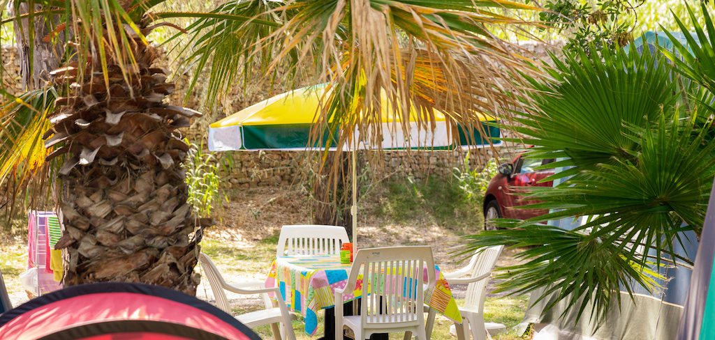 Emplacement Camping Ma Prairie - canet en roussillon